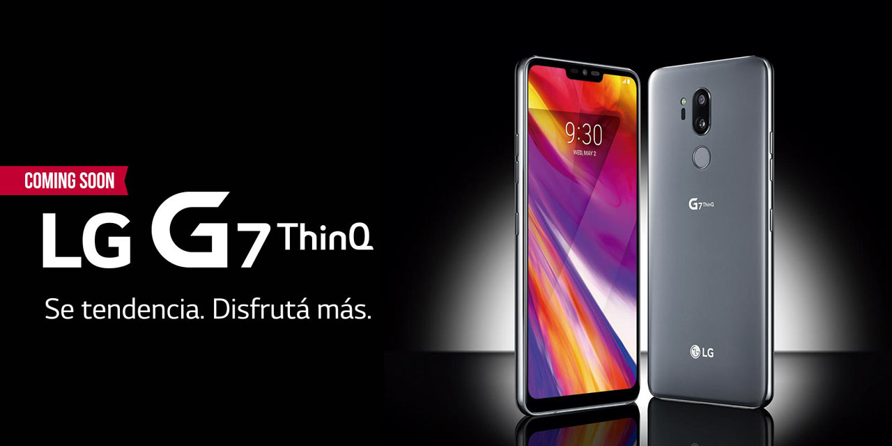 LG G7 Argentina