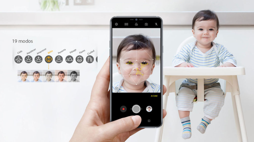 LG G7 ThinQ Camara inteligente
