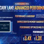 Intel presenta sus chips Xeon de 48 núcleos y sale a competir cara a cara con AMD