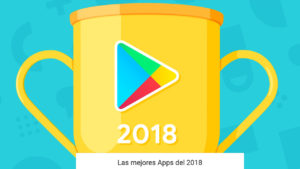 Mejores apps 2018