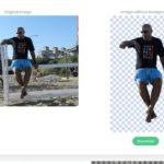 Una herramienta web para borrar el fondo de cualquier foto con solo un click