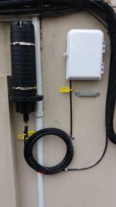 Iplan fibra optica edificio