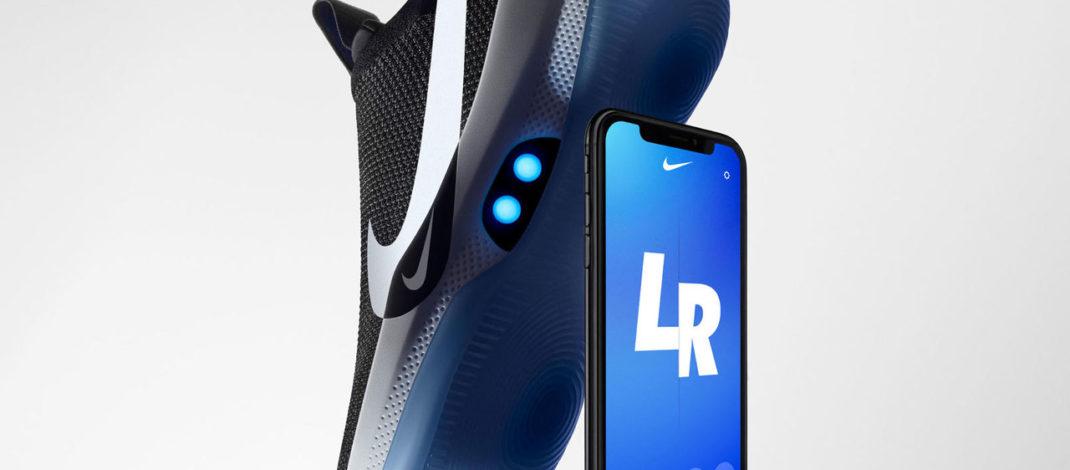 Nike presentó nuevas zapatillas inteligentes: se ajustan solas durante el uso y cuestan la mitad que las de primera generación