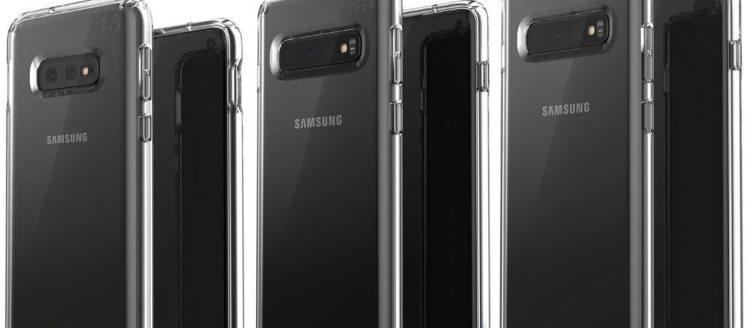 Filtran nuevas imágenes de los Galaxy S10 de Samsung