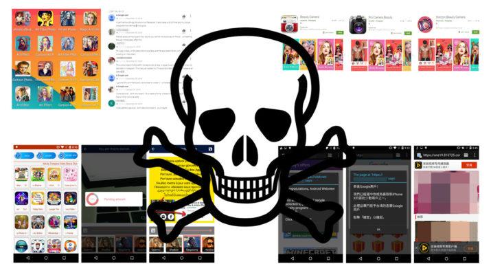Apps fotos maliciosas