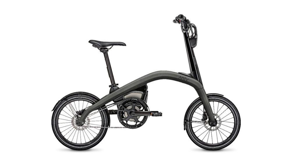 ARĪV Meld bicicleta eléctrica GM
