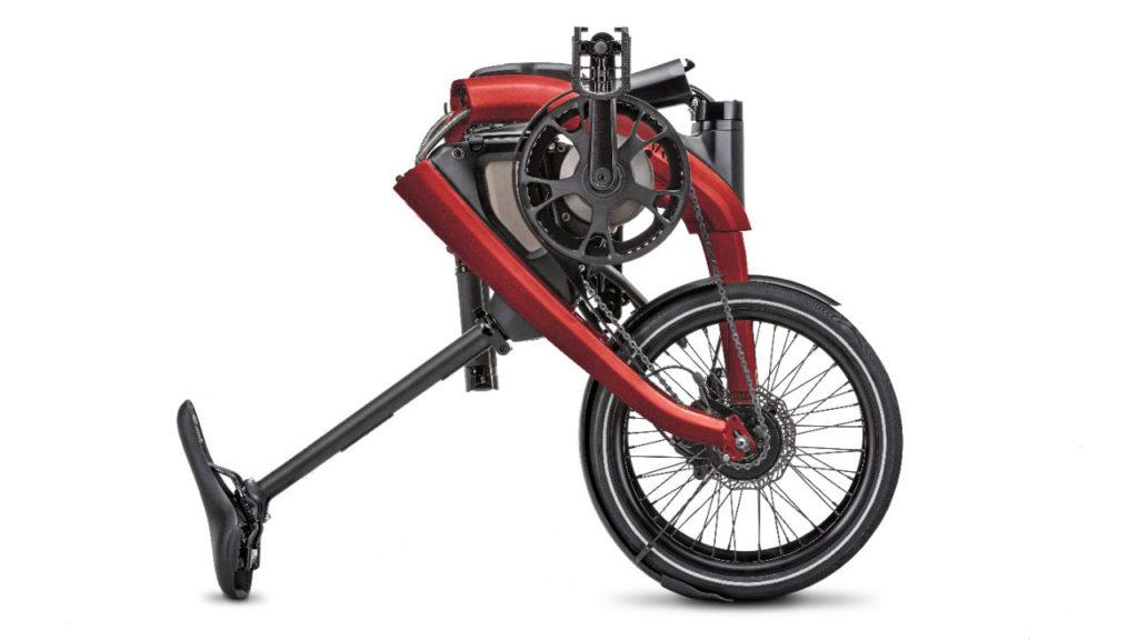 ARĪV Merge Bicicleta plegable GM