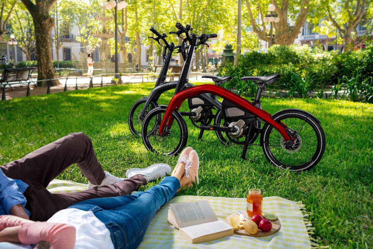 ARĪV bicicletas electricas GM