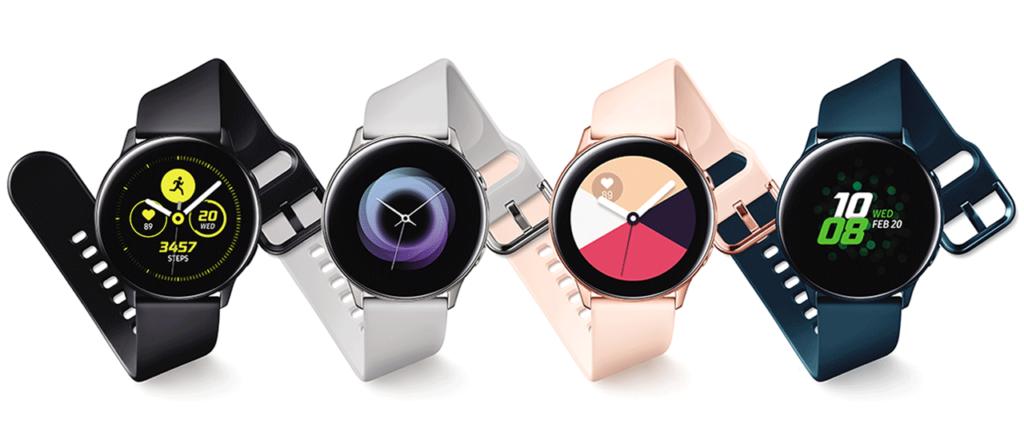 Galaxy Watch Active