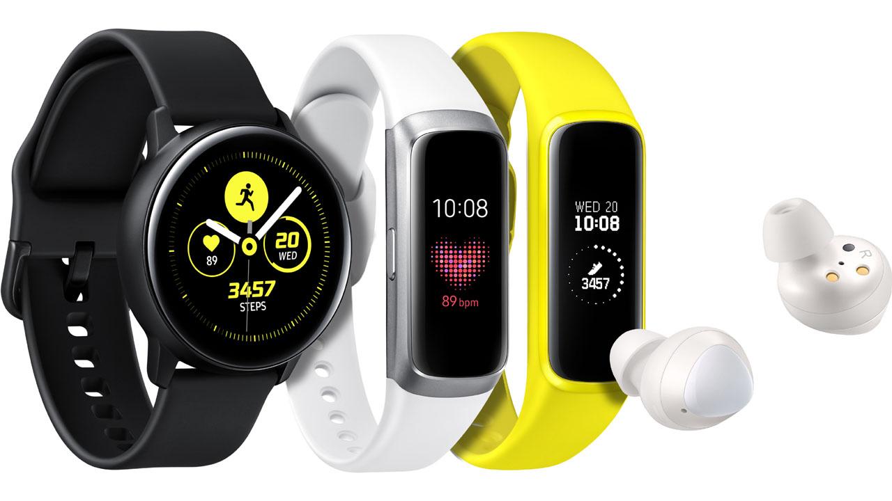 Galaxy Watch Active Galaxy Fit