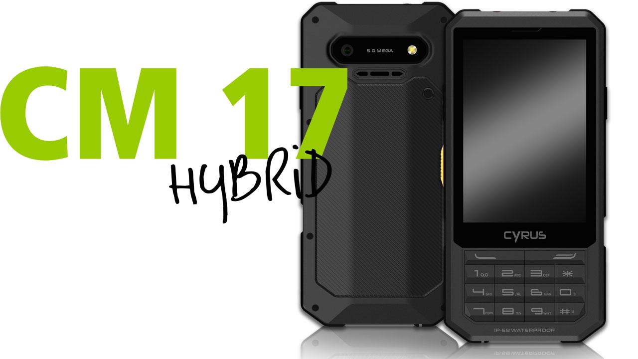 Cyrus CM17 Hybrid