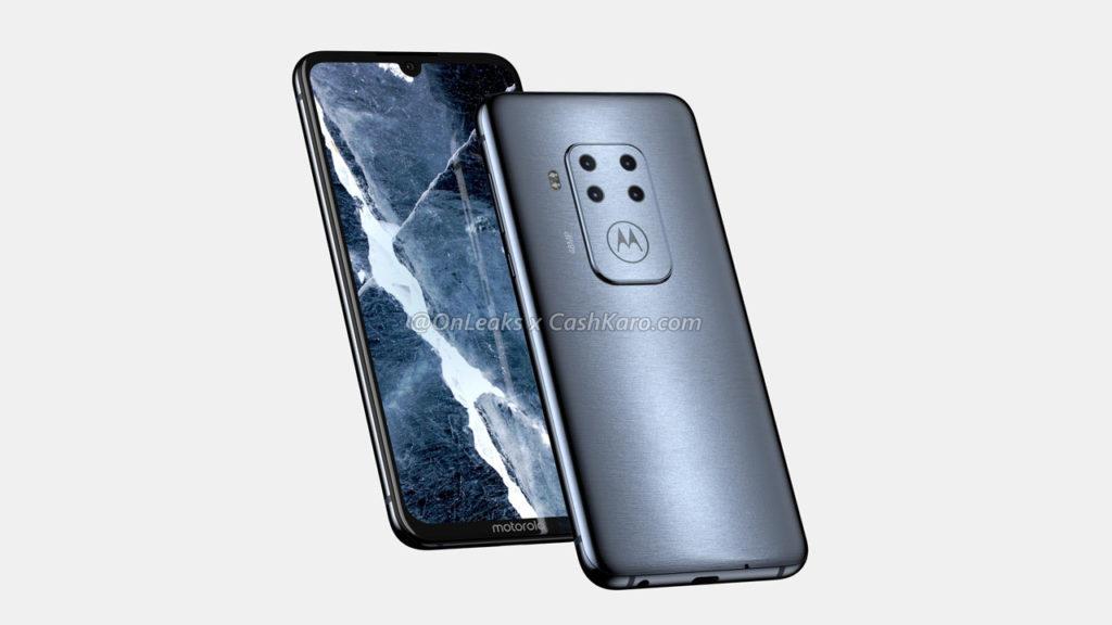 Motorola cuatro camaras