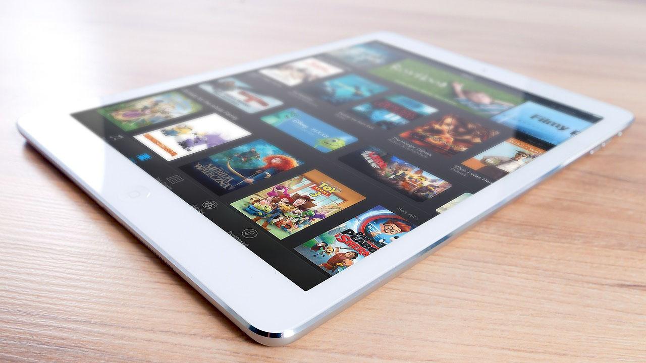 iPad Netflix