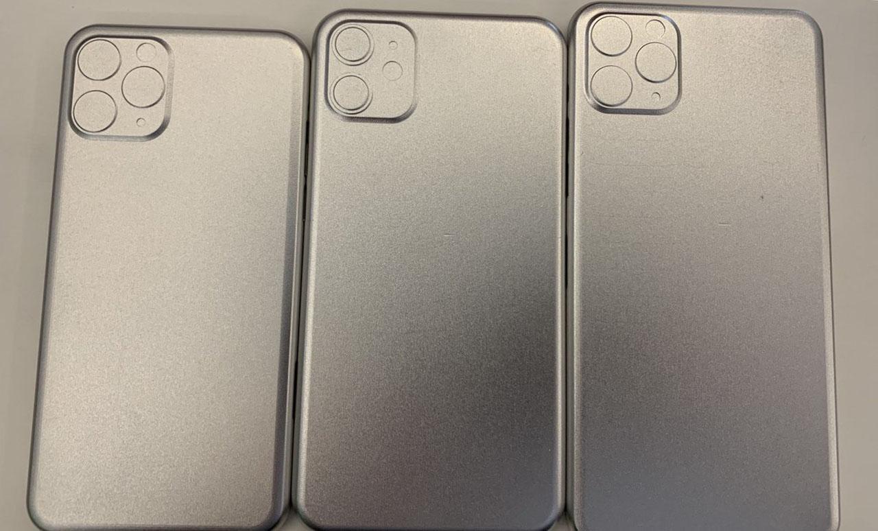 Molde carcasa iPhone