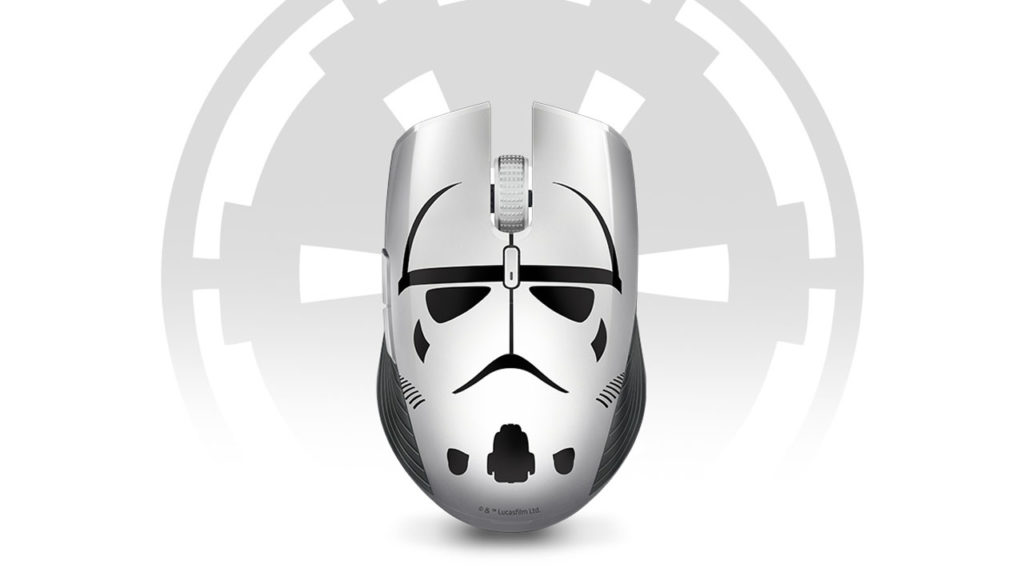 Razer mouse Star Wars