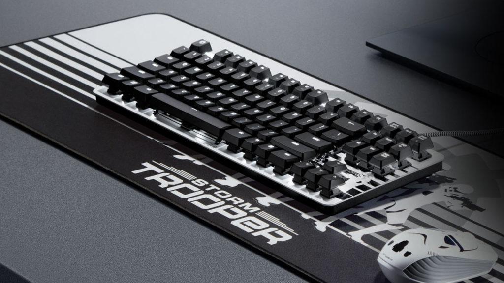 Razer teclado Star Wars