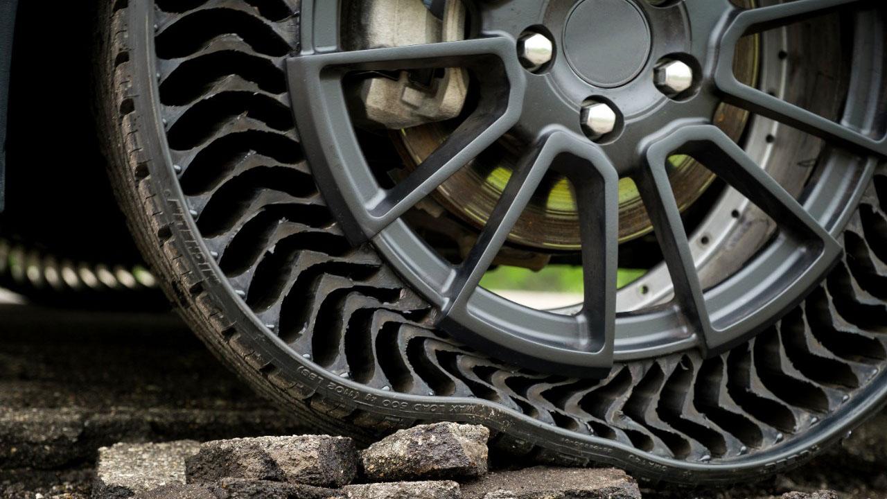 Michelin neumatico antipinchaduras