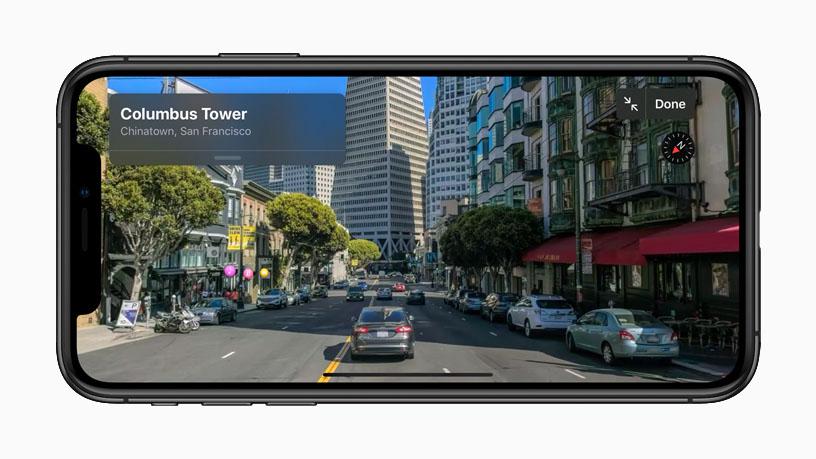 Apple iOS 13 Fotos