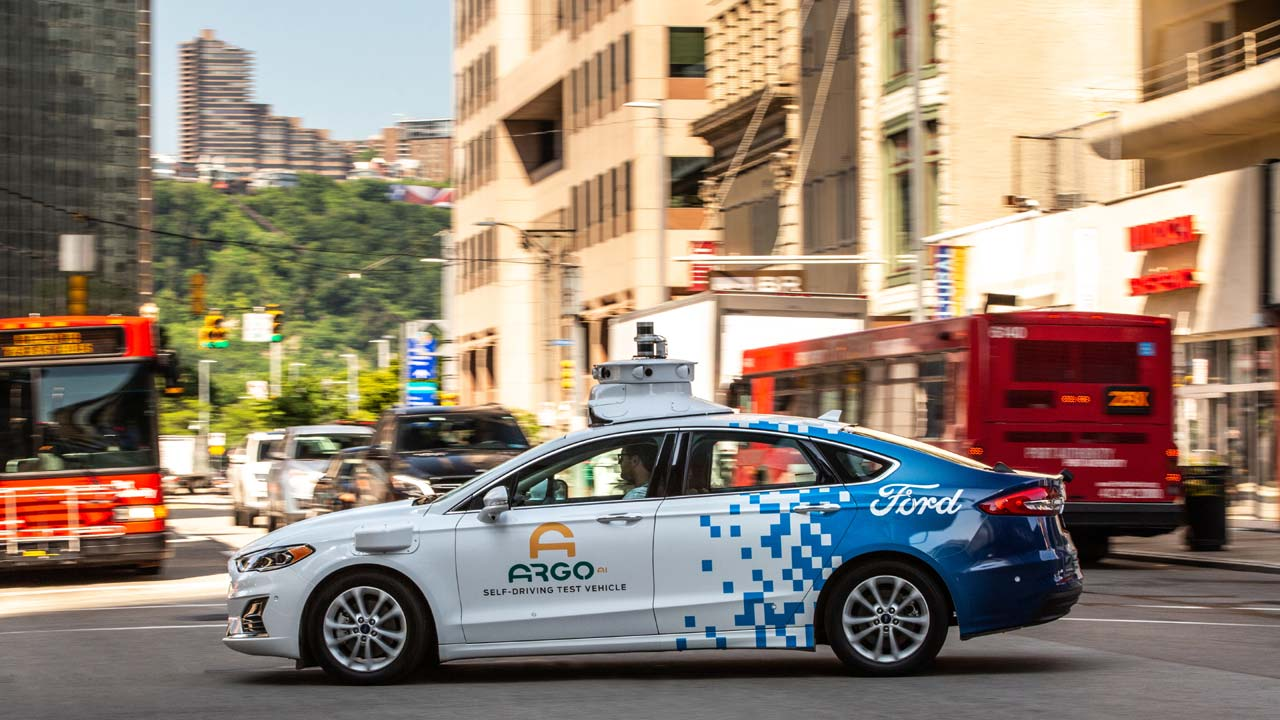 Ford Argo AI