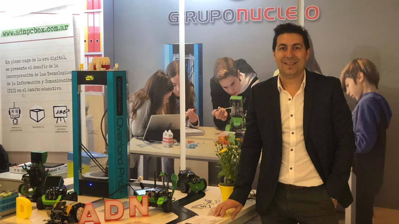 Mauro Guerrero Grupo Nucleo