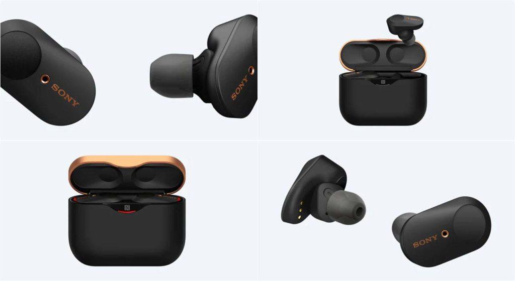 Auriculares Sony WF-1000XM3