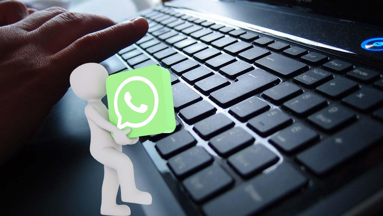 WhatsApp computadora
