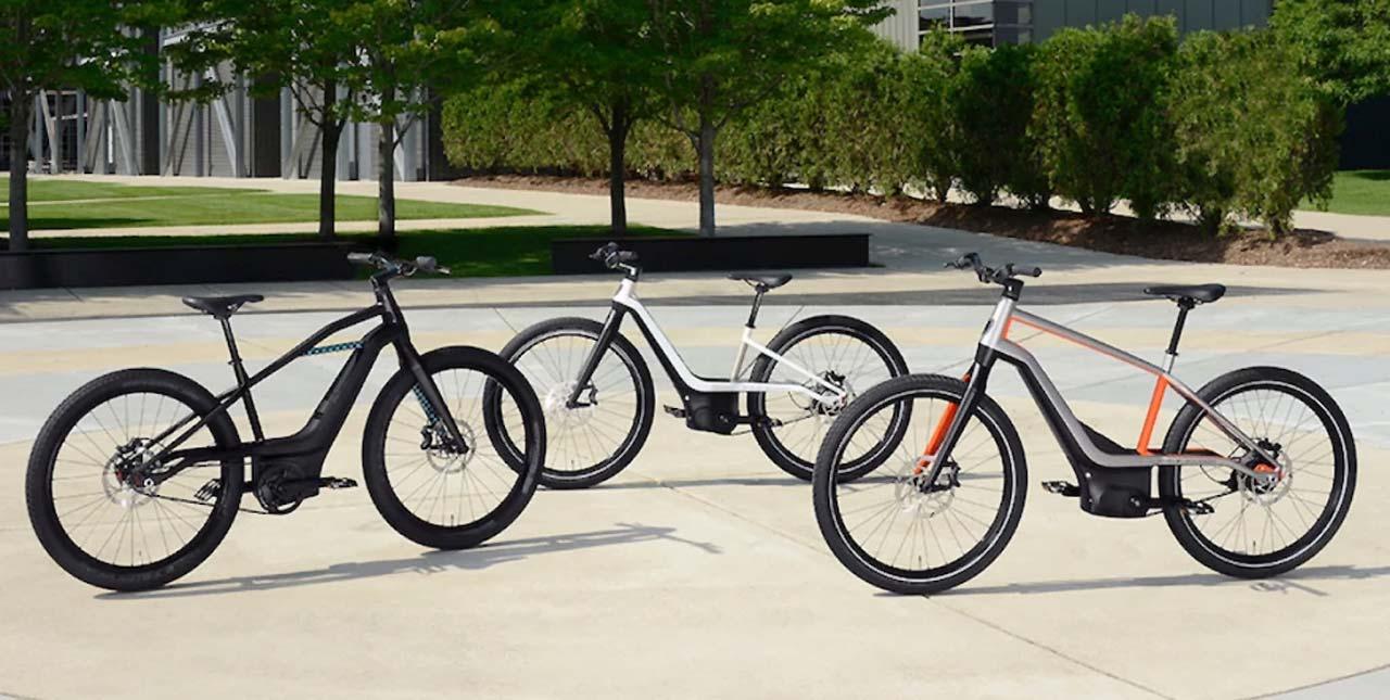 Bicicletas electricas Harley Davidson