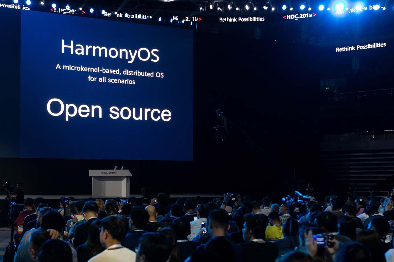 HarmonyOS sistema operativo Huawei