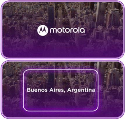 Motorola One Zoom Buenos Aires