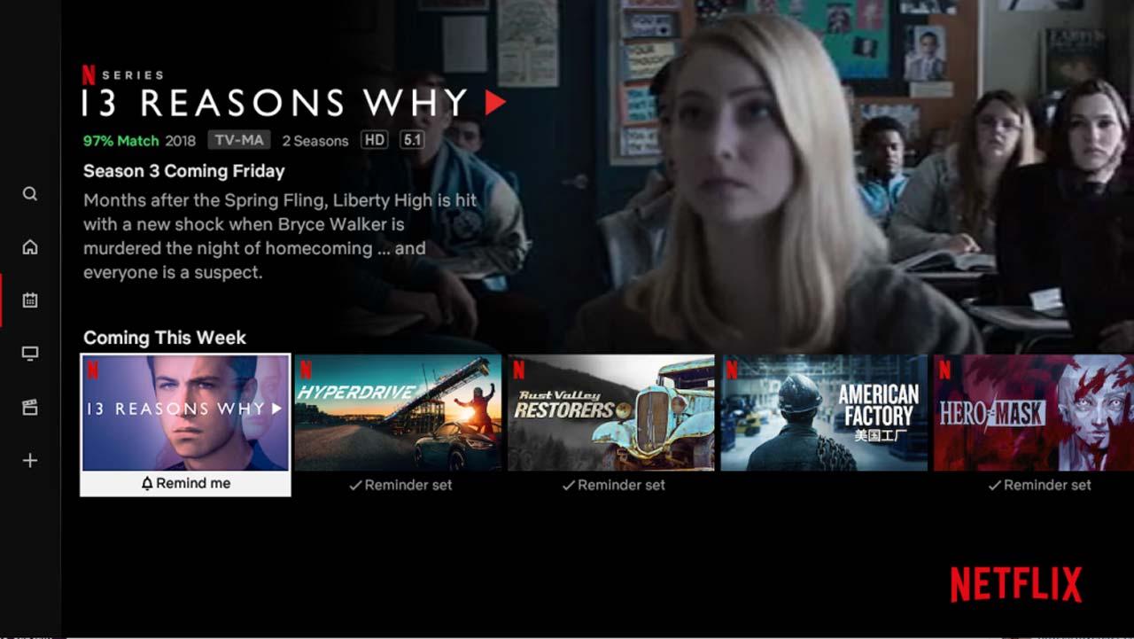 Proximamente estrenos Netflix
