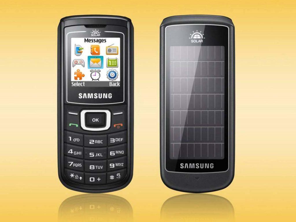 Samsung Solar Guru E1107