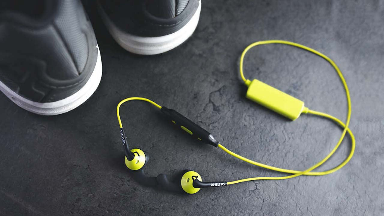 Auriculares deportivos Philips SHQ6500