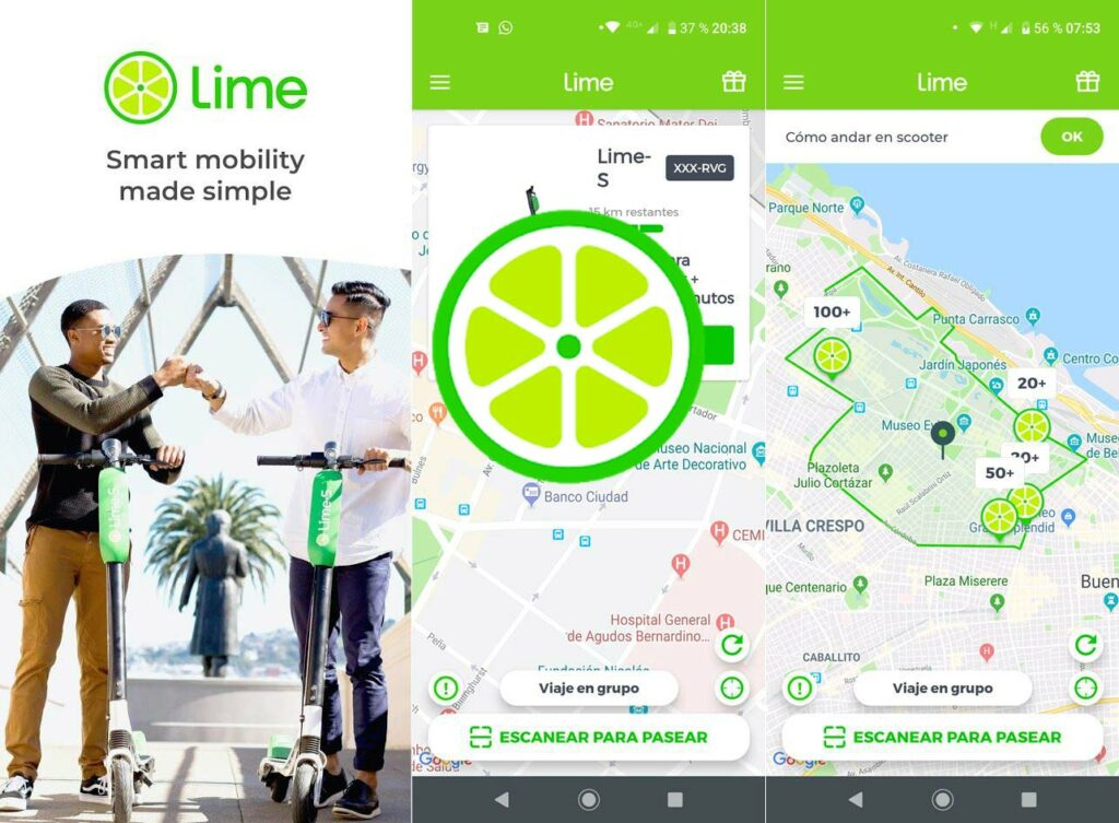 Lime Buenos Aires