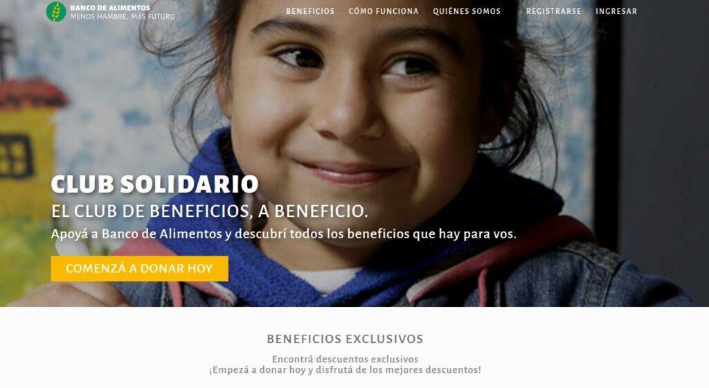 Club Solidario Banco de Alimentos