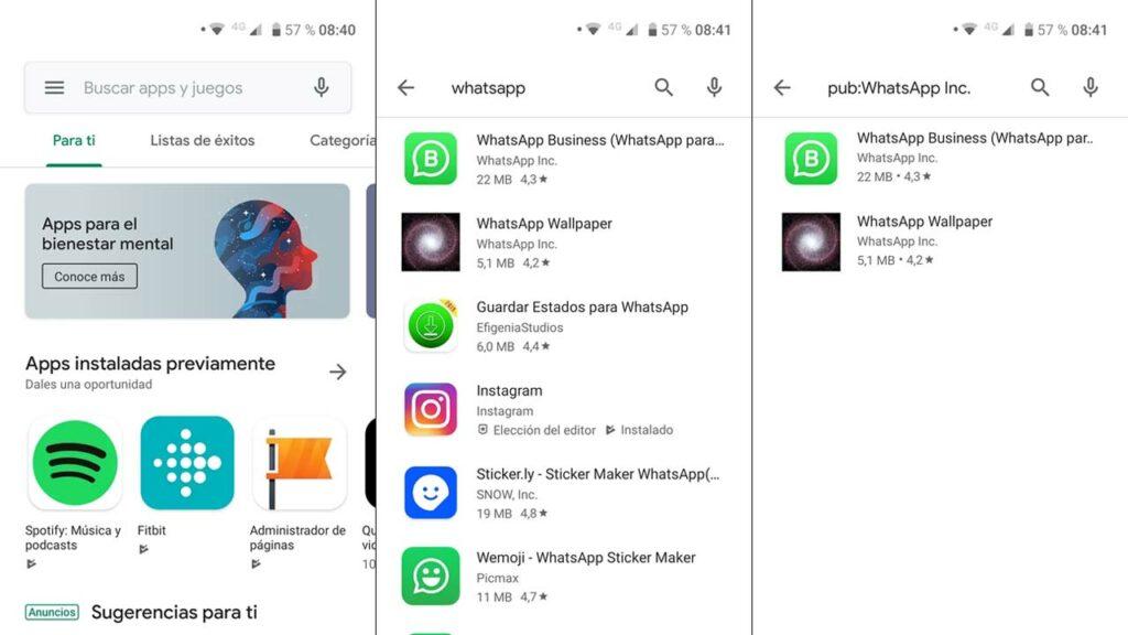 Descarga WhatsApp Android