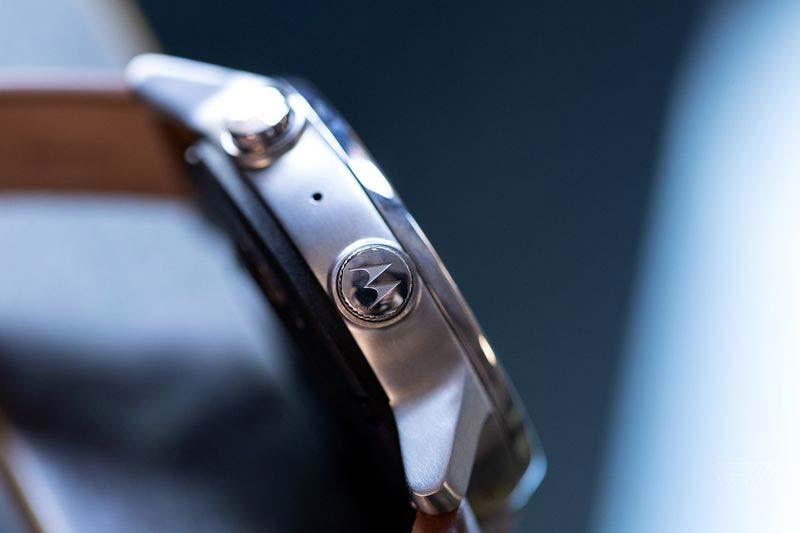 Moto 360 Motorola