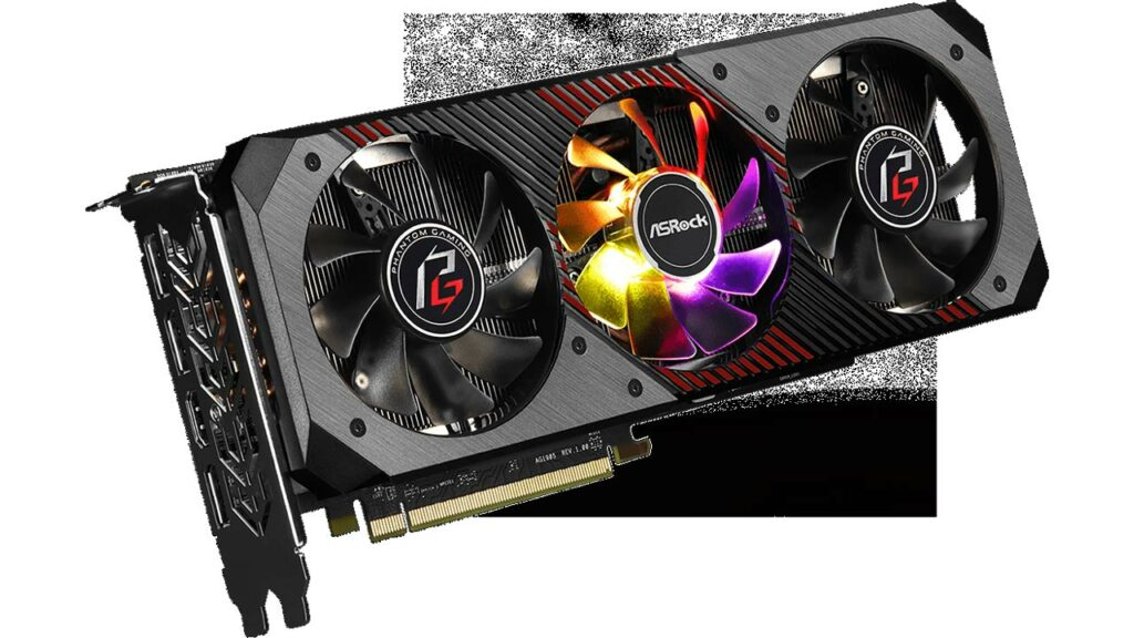 ASRock Radeon Phantom Gaming RX 5700