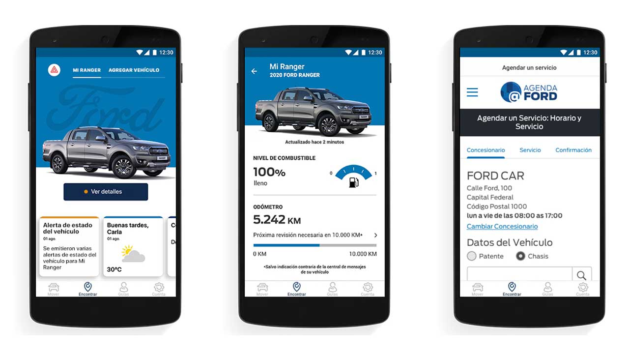 FordPass app oficial Ford