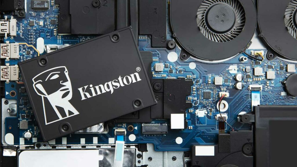 SSD Kingston KC600