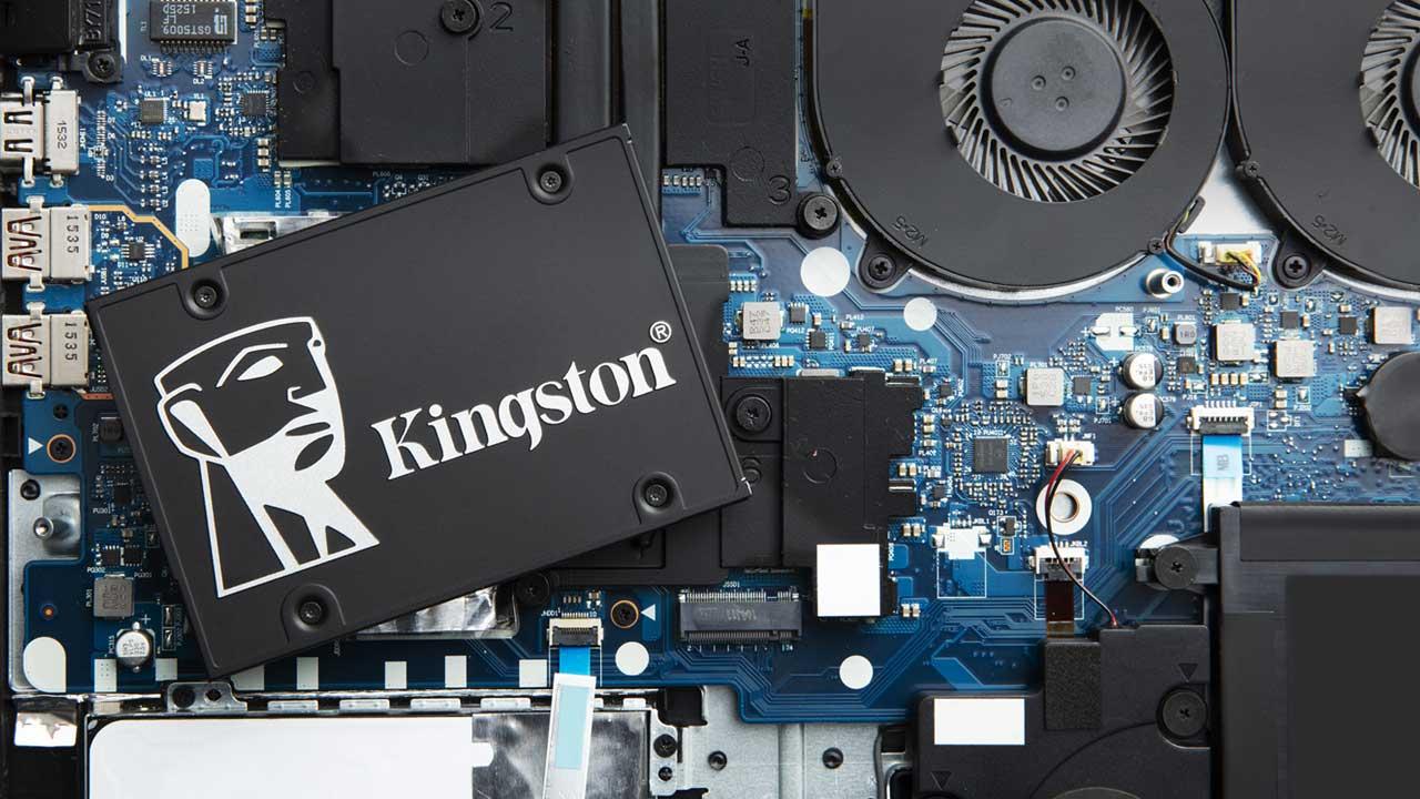 SSD Kingston KC600