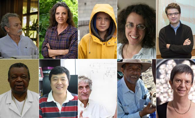 10 científicos 2019 Nature