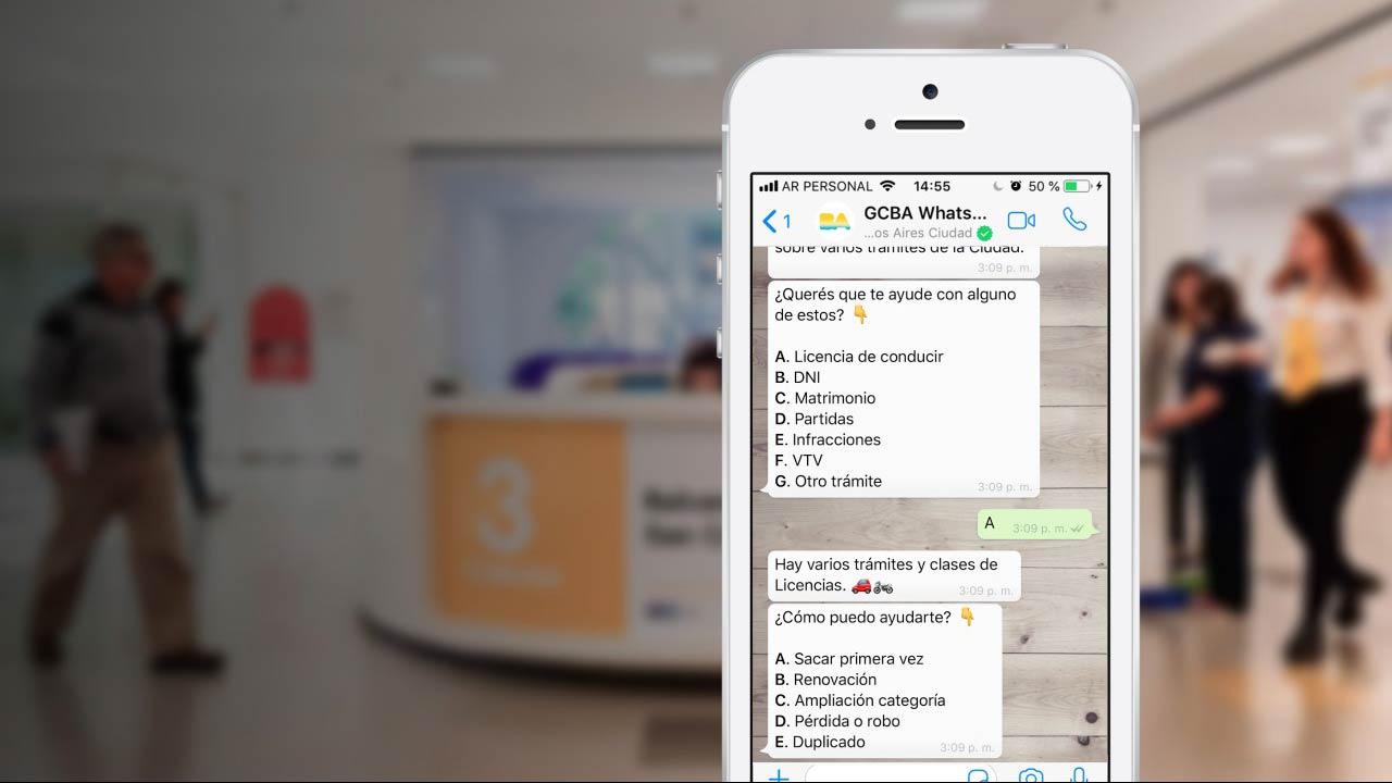 Boti Chatbot Buenos Aires