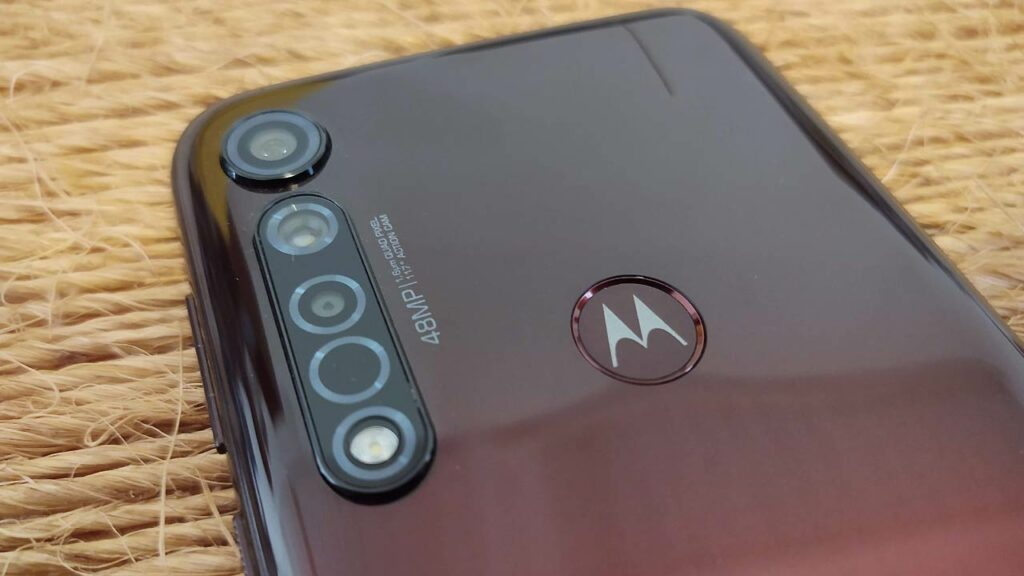 Moto G8 Plus