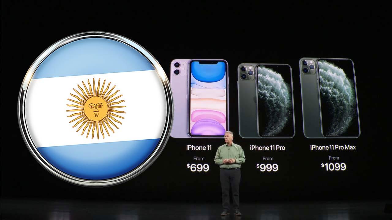 Precios iPhone 11 Argentina