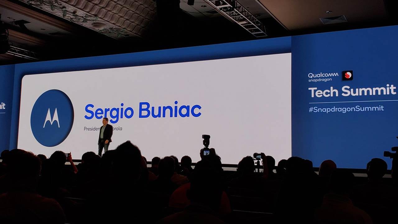 Sergio Buniac Motorola