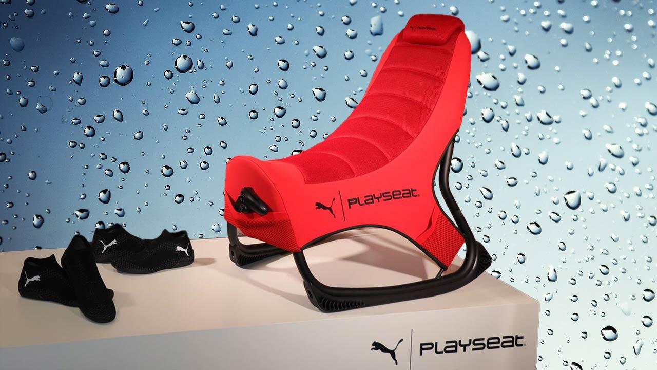 Zapatillas silla gamer Puma