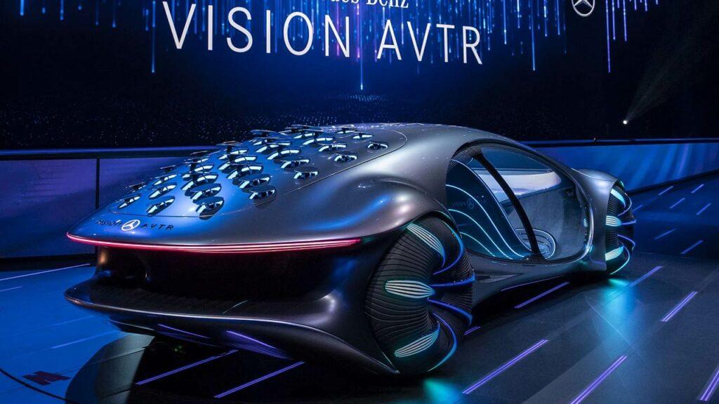 Mercedes-Benz Vision AVTR