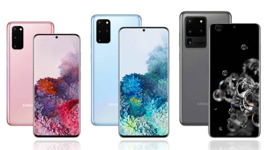 Galaxy S20 S20 Plus S20 Ultra
