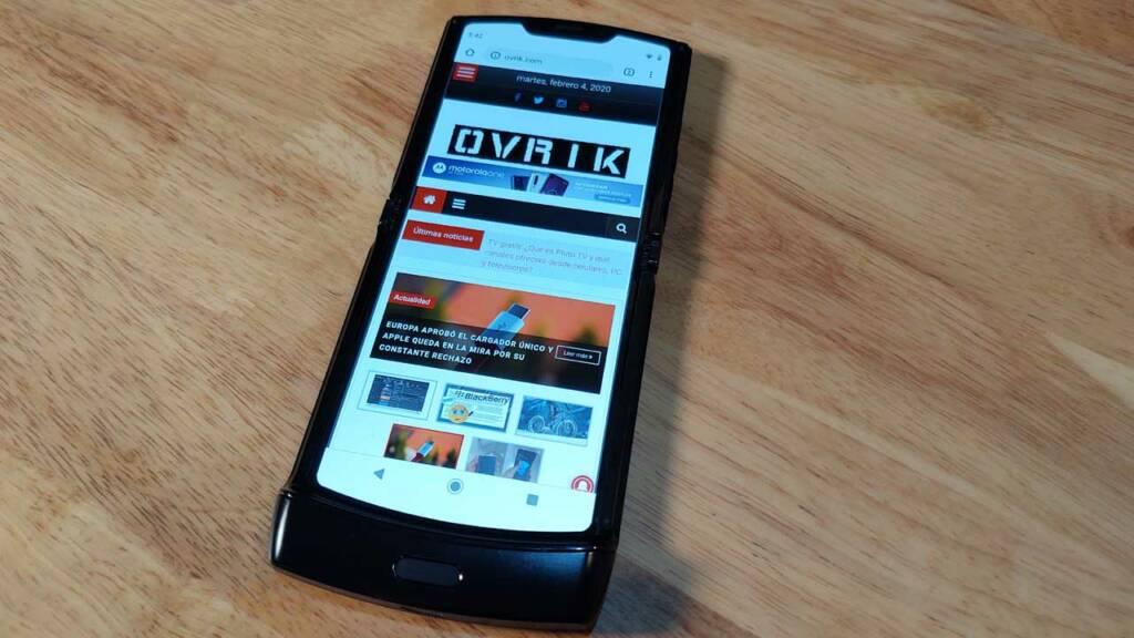 Motorola Razr Argentina