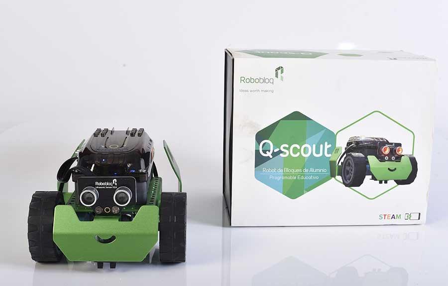 Robot Q-Scout